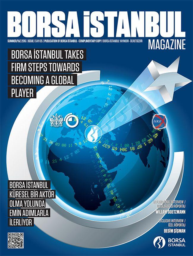 Borsa İstanbul Magazine'in 5. sayısı çıktı!