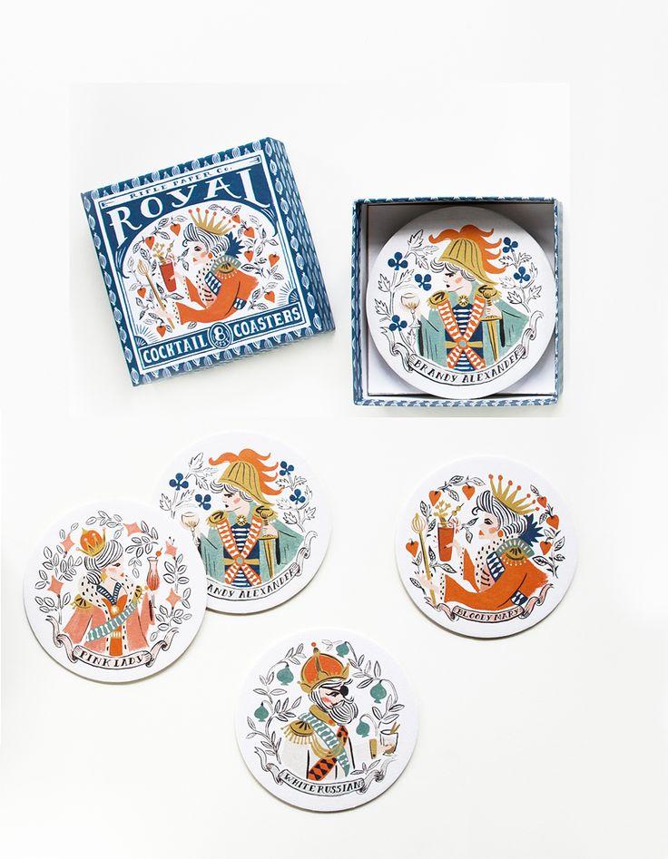Rifle Paper co- makalöst fina kort, prints, papper och etiketter. Receptboxar, almanackor anteckningsböcker illustrerade på Anna Bond vis. Vackra färger, nostalgiskt och tidlöst. www.medvetenmini.se