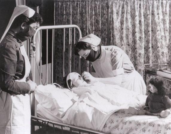 Grimsby General Hospital Nurses Home