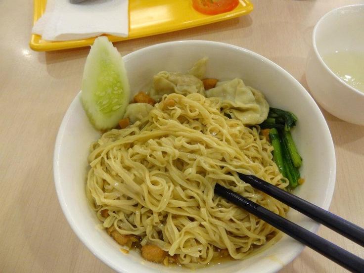 Bakmi special - Bakmi GM (Jakarta, Indonesia)
