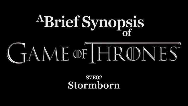 [EVERYTHING] S7E02: A Brief Synopsis in Pictures (ToastedJustice)
