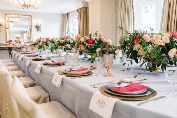 From the service to the beautiful in-house linens, there are SO many ways in which a luxury hotel will go above and beyond to deliver an unforgettable wedding experience.