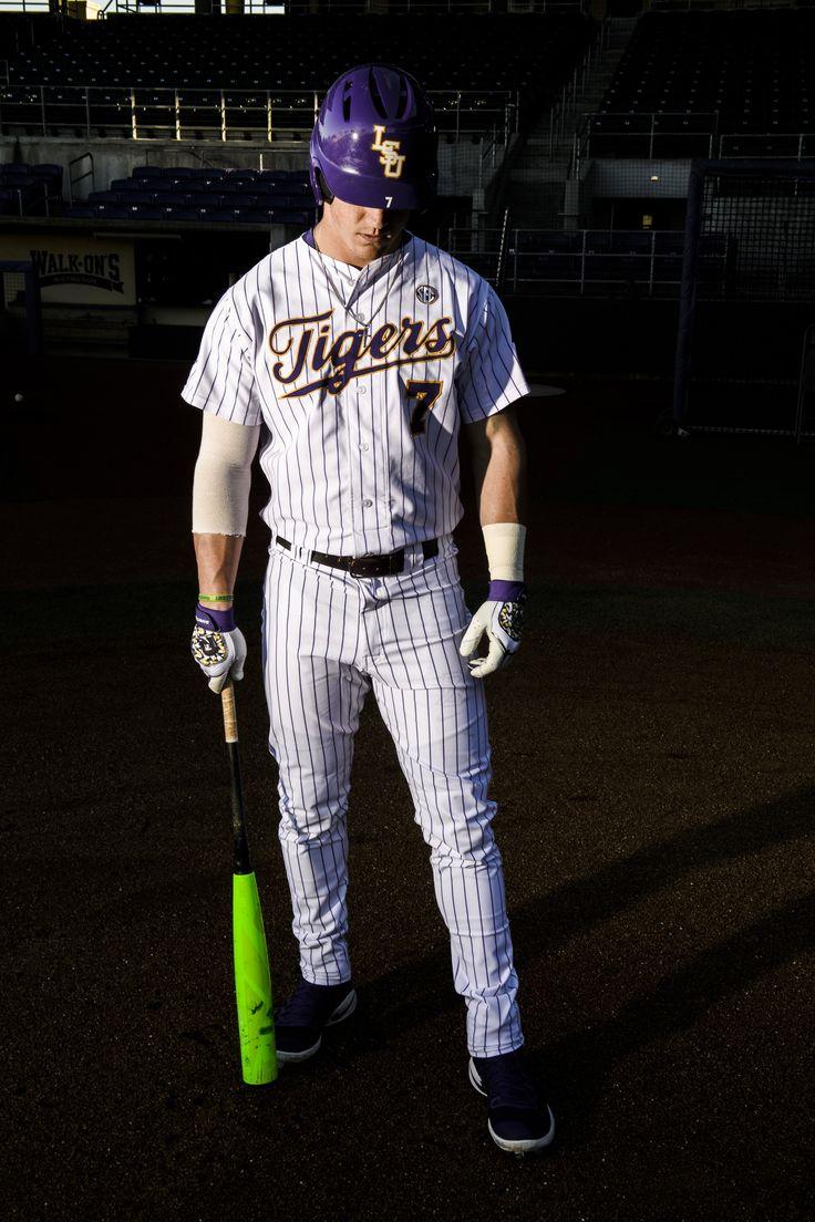 of tigers The Uniforms | by LSU Athletics LSU Lsu Baseball