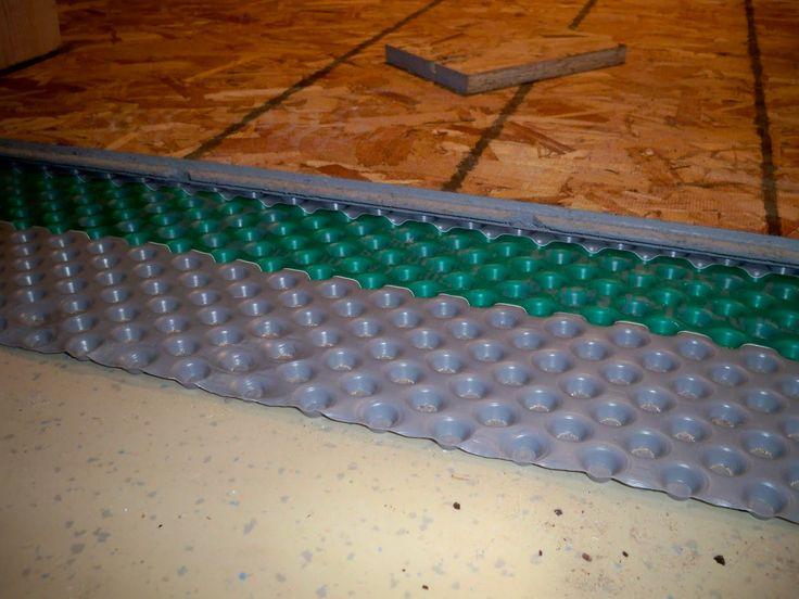 DIY Basement Subfloor Options Ideas http//www