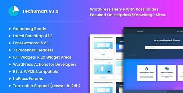 Download Free Techsmart Helpdesk And Knowledge Base Wordpress Theme Base Download Free Helpdesk Knowledge Techsmart Theme Wordpress Wordpresstheme