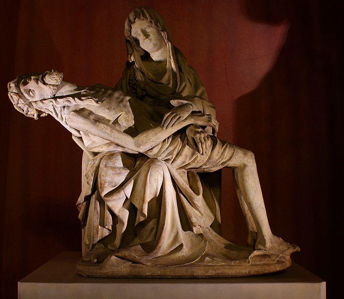 Pieta from Kraków.