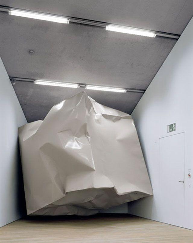 \'Untitled\' by Monika Sosnowska