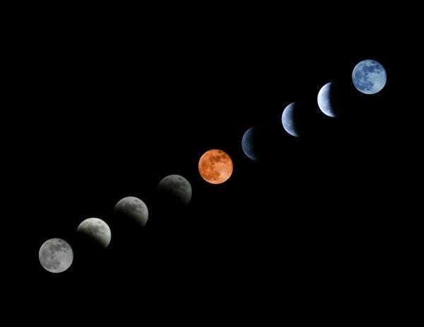 El comienzo del otoño astronómico viene marcado por un eclipse total de Luna que tendrá lugar el próximo miércoles 8 de octubre. En el eclipse, la Tierra, iluminada por el Sol, creará una sombra larga que tapará nuestro satélite por completo.