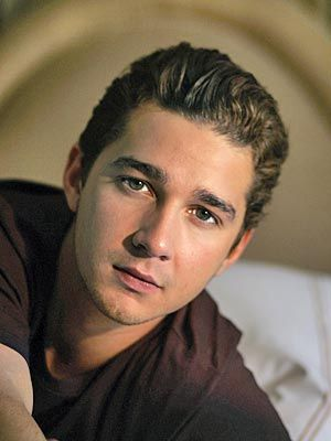 I loved Shia before Transformers... he'll always be Louis from Even Stevens to me <3!