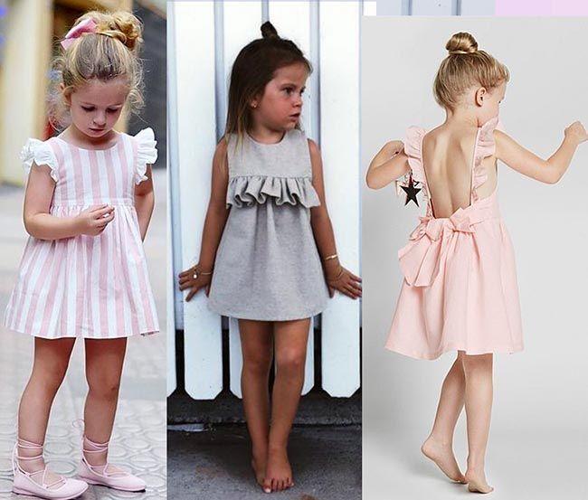 детская мода 2019