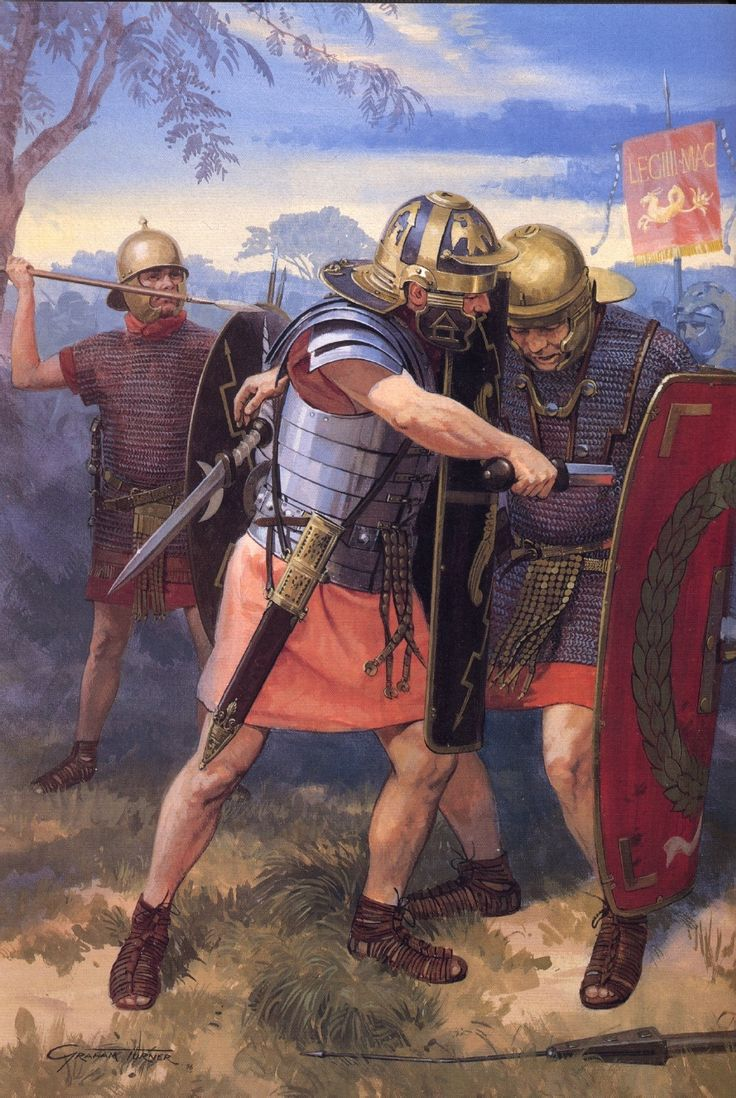 Courage and cowardice in the roman imperial army