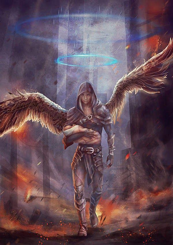 Fine Art and You: Lovely Fantasy Digital Art by Vasylina Holodilina