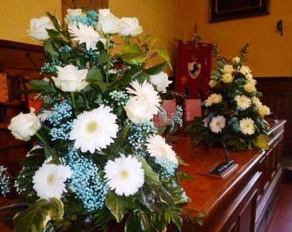 Addobbo matrimonio Municipio di Arezzo