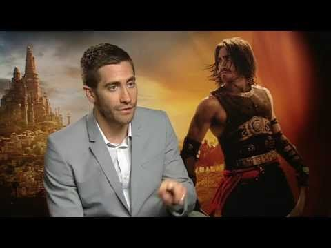 ALWAYS KNEW I NAILED IT!!!!!   Jake Gyllenhaal speaks out on his 'ridiculous' name - YouTube.