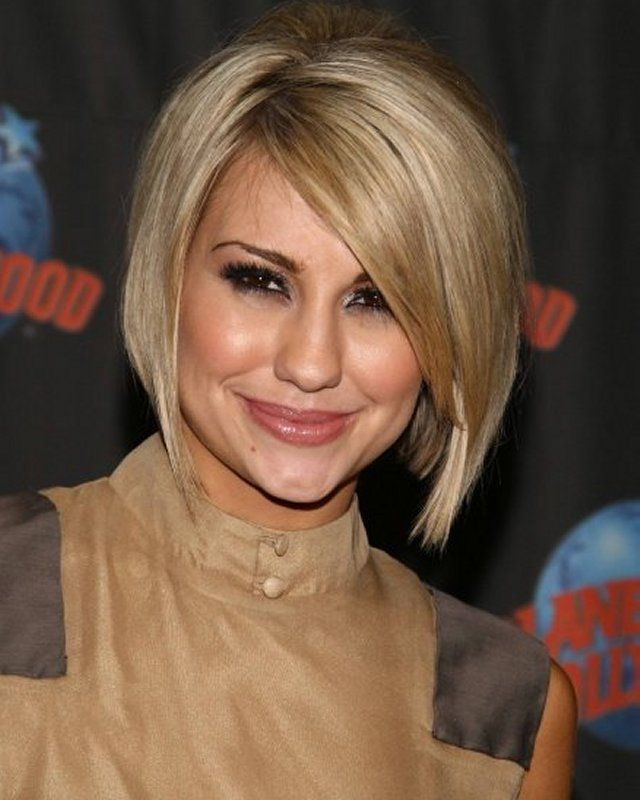 Sexy Short Bob Haircuts for Thick Hair Women