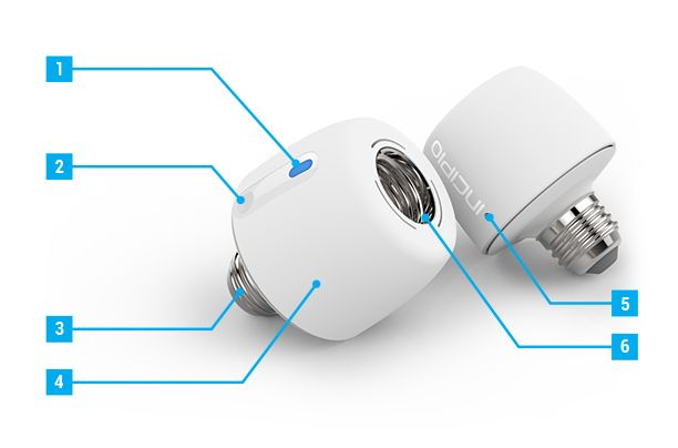 Wireless Smart Light Bulb Adapter   HomeKit Devices   Incipio