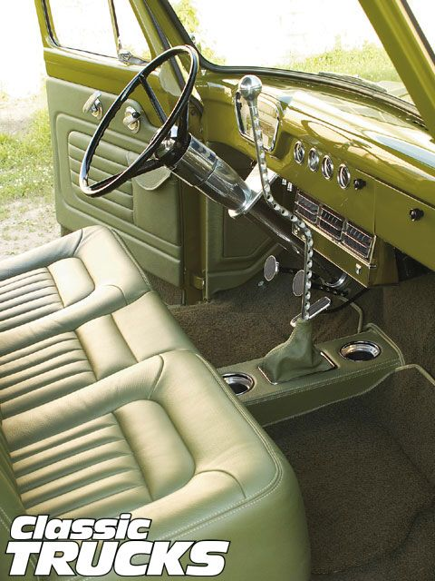 194 Best 1956 Ford Interior Images On Pinterest Ford Projects