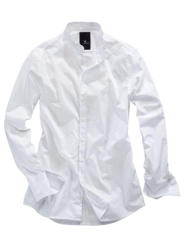 Stehkragen-Hemd sofort verfügbar | Mey & Edlich