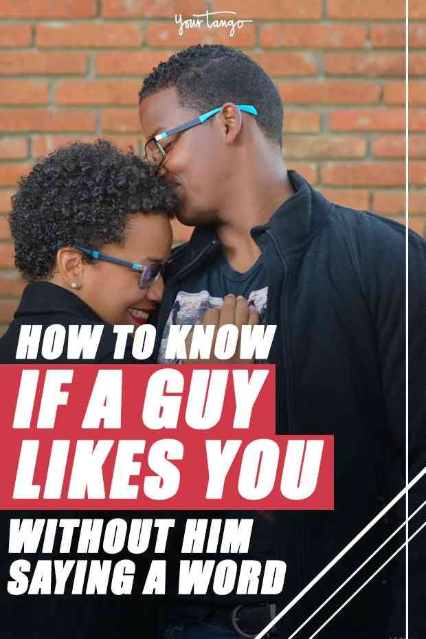 How To Really Know If A Guy Likes You (Without Him Saying A Word