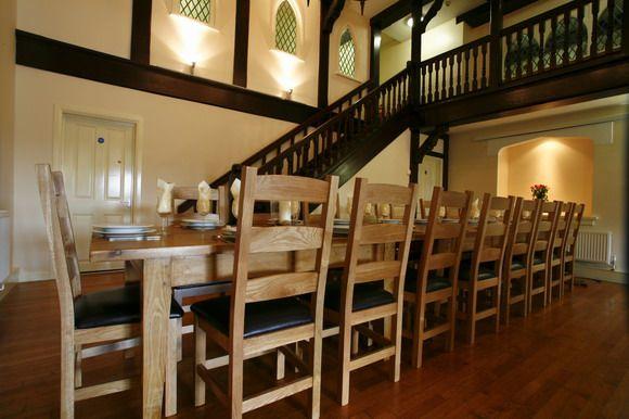 Quarnford Lodge sleeps 24