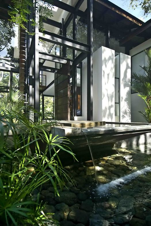 Top  Best Jungle House Ideas On Pinterest Fun House H And - Modern house jungle