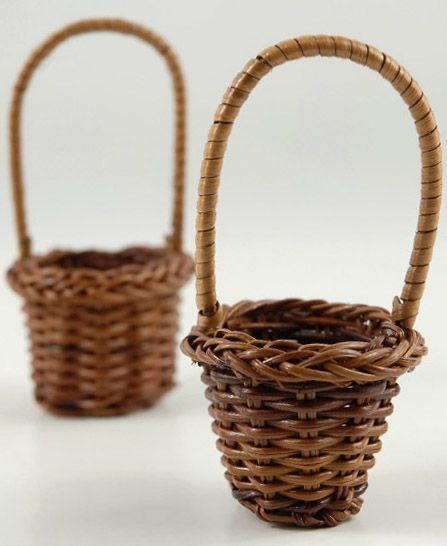 Favor Baskets 3.5in (Pack of 12)