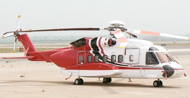 2014 Sikorsky S-92 A for sale in Brazil => www.AirplaneMart.com/aircraft-for-sale/Helicopter/2014-Sikorsky-S-92-A/10989/
