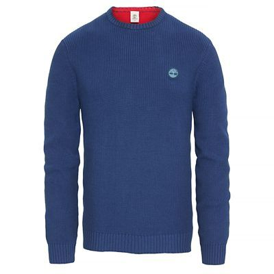 Milford - Cotton Crew Sweater para hombre | Timberland