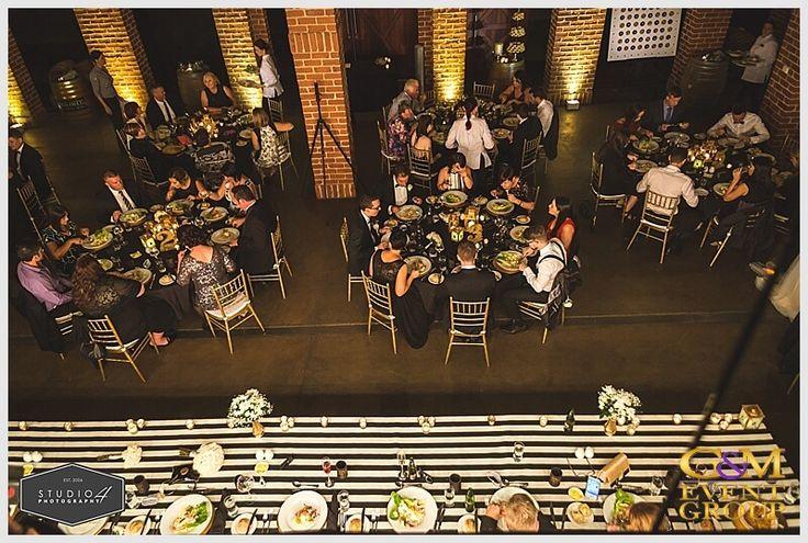 Black & Gold Wedding // A Magnifique  D R E A M  Wedding at Sirromet Winery // Wedding MC + DJ + Lighting Design #MCGlennMackay #DJBenShipway #GMEventGroup #GMDJs #GMLighting #WeddingLighting #WeddingMC #WeddingDJ