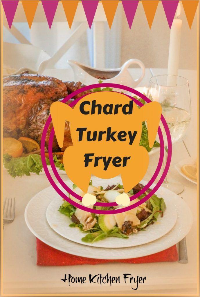 Electric Turkey Fryer 16 Quarts, CHARD EDF-15 Black Review