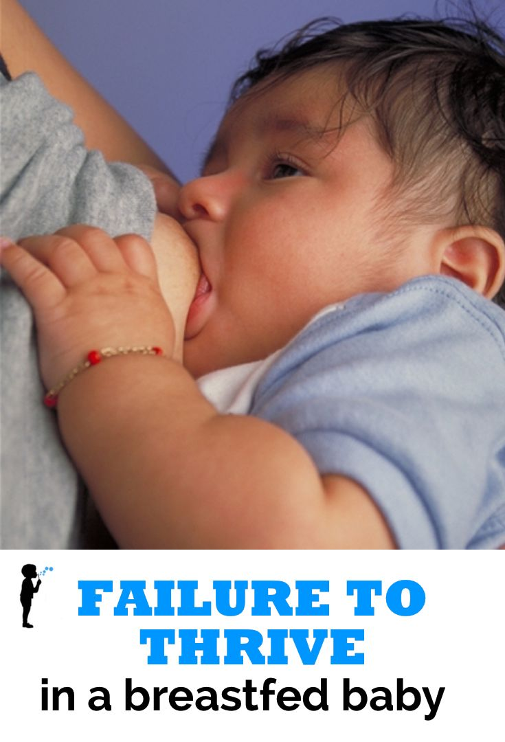 What do you do if your breastfed baby has failure to thrive?? Here are some naturopathic tricks from NaturopathicPediatrics.com.