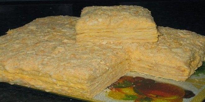 """После того, как мне попался этот рецепт на глаза, никаких других рецептов торта """"Наполеон""""..."""