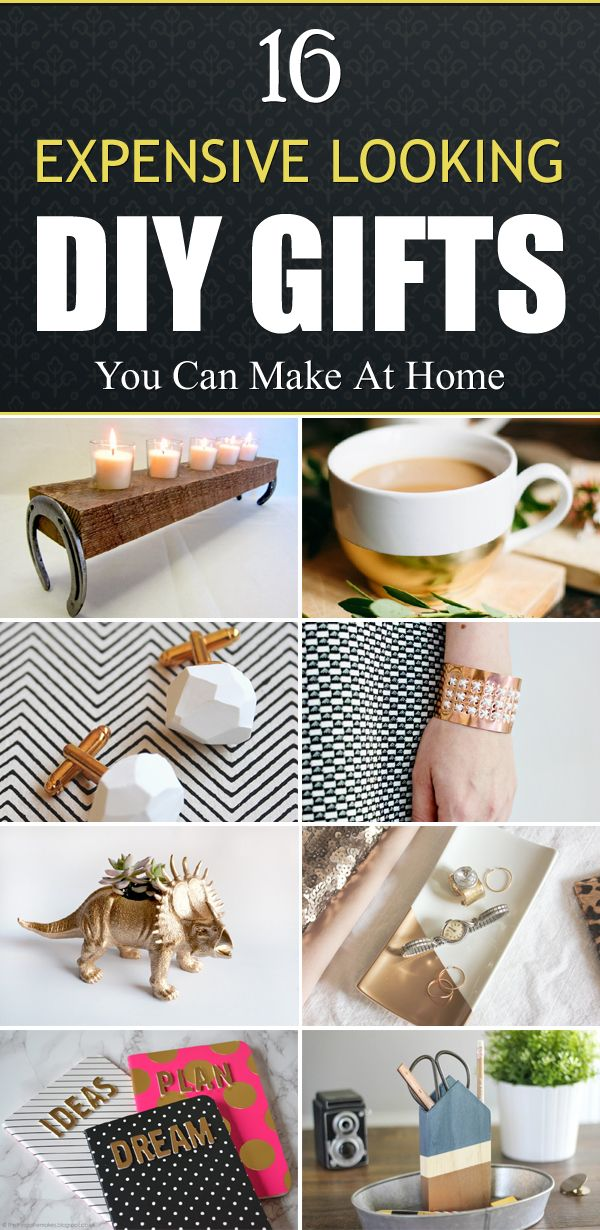 Homemade Christmas Gifts And Crafts