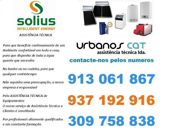 SOLIUS - Assistência venda e instalação - SOLIUS CLIMATIZAÇÃO AQUECIMENTO CENTRAL - SOLIUS BOMBAS de CALOR AEROTERMICAS - SOLIUS SOLAR TÉRMICO - SOLIUS EQUIPAMENTOS ENERGIAS RENOVÁVEIS SOLIUS SOLAR E AR CONDICIONADO - INSTALADORES SOLIUS - Solius - Intelligent Energy, marca de confiança para quem procura sistemas integrados de Energias Renováveis, Energia Solar Térmica, Biomassa, Aerotermia