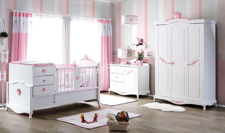 Stars Country Bebek Odası Pembe  Kıymetliniz Prensesleriniz İçin Hayal Ettiğiniz Odayı Artık Kurmak Çok Yakınınızda http://www.yildizmobilya.com.tr/stars-country-bebek-odasi-pembe-pmu5527 #moda #modern #pinterest #mobilya #ahsap #kadın #pembe #pink #bebek #ahsap http://www.yildizmobilya.com.tr/