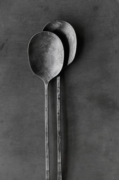 """years ago I gave a set of """"apostle spoons"""" (very old) as a gift - the gentleman said to me """"are you sure you understand the value here?"""" I've wondered since . . . I was so young"""