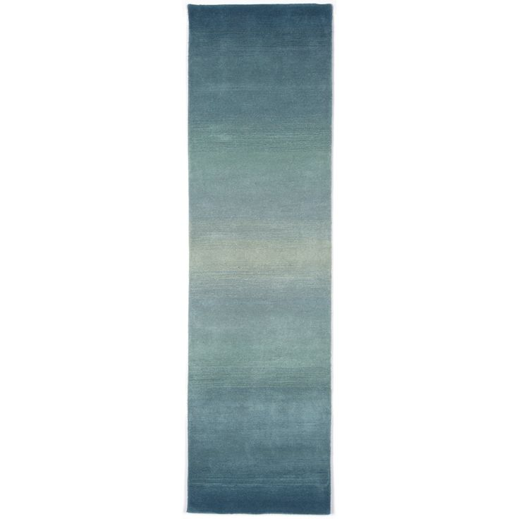 Trans-Ocean Rug Ombre Aqua Horizon Area Rug