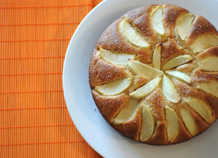 Caramel Apple Teacake