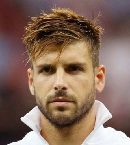 Popular Soccer Player Hairstyle Ideas | Men's Hairstyles and Haircuts for 2016