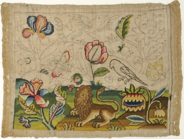 785 Best Embroidery 15th 17th Centuries Images On