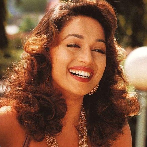 Madhuri Dixit smile