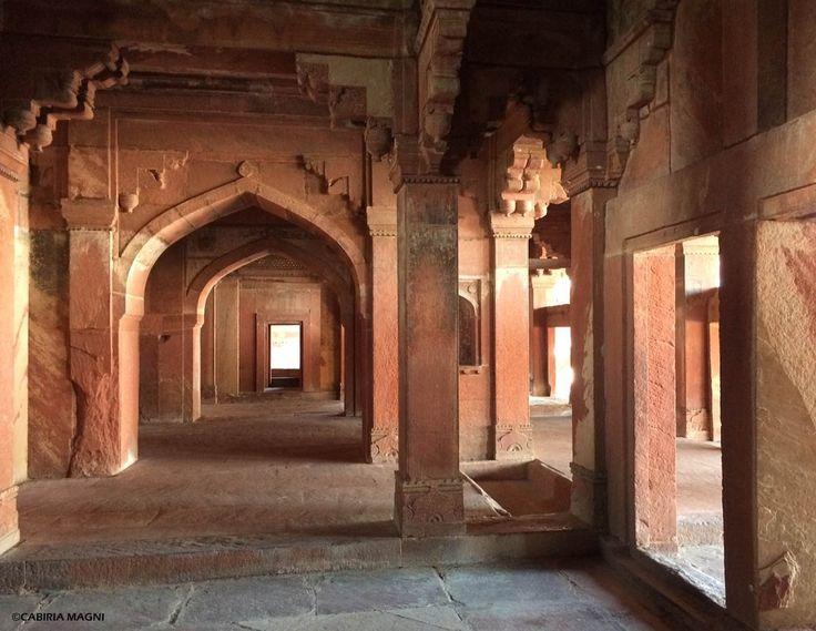 Fatehpur Sikri, la città fantasma