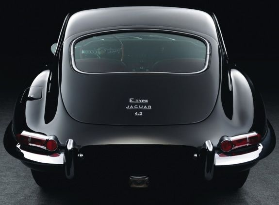 1960s Jaguar E type  *just beautiful style*