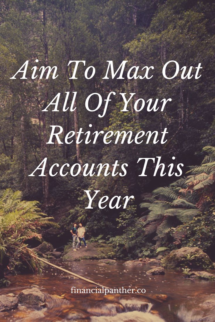 If you want to max out all of your retirement accounts, you obviously need to know how much you need to save.  I'm working under the assumption that you probably have access to three tax advantaged retirement accounts.  These include the following: a 401(k), a traditional or Roth IRA, and an HSA.
