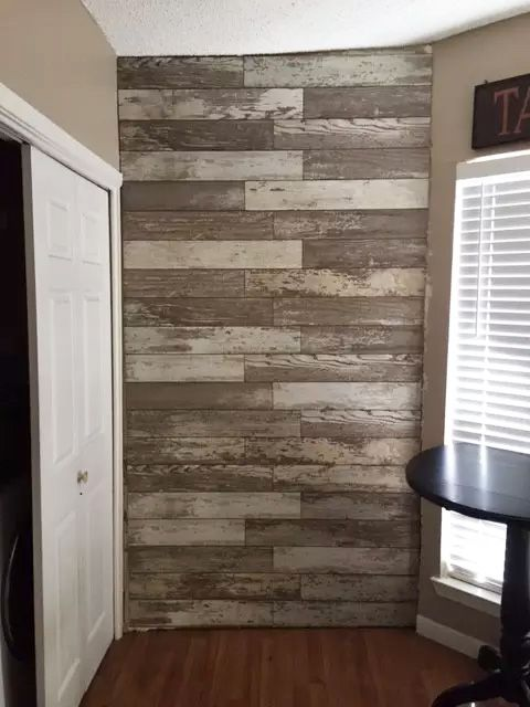 Wood Wall Decor Kitchen