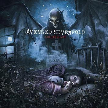 """L'album degli #AvengedSevenfold intitolato """"Nightmare""""."""