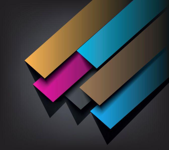 Geometric Shapes HD Wallpaper - Top 10 Abstract Google Nexus 10 HD Wallpapers