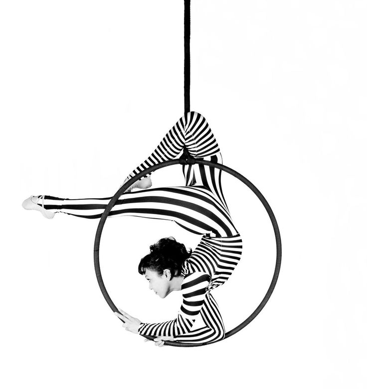 Hoop. circus. contortion - awesome circus costume!