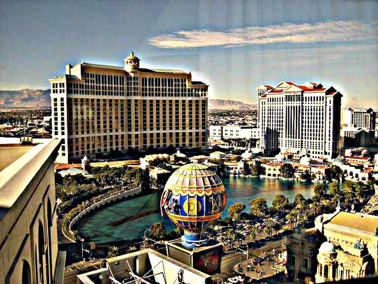 The Hollywood in Las Vegas (With images) Las