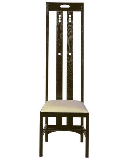 Chaises Chair Ingram by Charles Renie Mackintosh, 1900